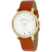 Marc by Marc Jacobs Baker Leather Women's Watch, MBM1316