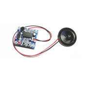 SummerYoung Voice Recording Playback Module Mic Sound Audio with Loudspeaker ISD1820