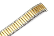 SPEIDEL 10-14MM TWO TONE EXPANSION TWIST O FLEX WATCH BAND