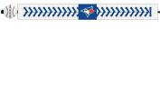 Toronto Blue Jays White Leather Game Band