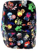 Avengers Ironman Spiderman Allover Print 41cm Boys/Girls Large School Backpack