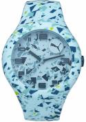 Unisex Puma Form XL Blue Design Silicone Watch PU103211024