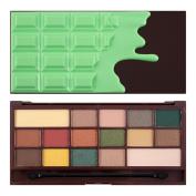 Makeup Revolution Eyeshadow Palette I Heart Makeup Mint Chocolate