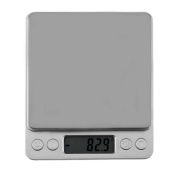 Demiawaking Multi-function Digital Scales Pocket Jewellery Balance Weighing Kitchen Scale