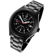 ArmourLite Field Series - All Black - Bracelet - Date - 100m