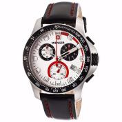 WENGER Wenger Men's Swiss Made Battalion Field Chronograph Watch 70791