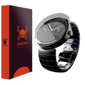 Skinomi Brushed Aluminium & Screen Protector Motorola Moto 360 42mm