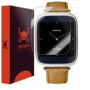 Skinomi TechSkin - Ultra Clear Film Screen Protector for Asus Zenwatch