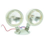 Remote Emergency Light Head 2 12LED Lamps Weatherproof