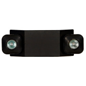 MR-16 Emergency Lighting Units Remote Capable Black