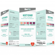 befit Strips for ketone Analysis. Ideal for your cétogène