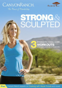 Strong and Sculpted (Strength, Yoga & Core workouts) DVD