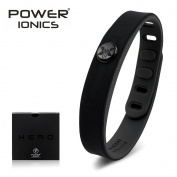 Power Ionics® Super Hero Titanium Magnetic Bracelet New Power Ionics Energy Wristband 3000 ions Smart Sports PT066 Marvel, X-men, 4 in 1 Tourmaline / Titanium / Germanium / F.I.R / Wolverine