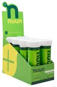 Nuun Active Lemon and Lime - 8 Tubes of 10 Tabs