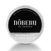 Noberu Amber-Lime Beard Balm 60ml