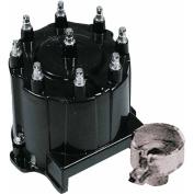 "Quicksilver Distributor Cap, Rotor Kit for MerCruiser, Crusader,Volvo Penta, etc. GM V-8 with Delco EST Ignition"""