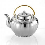 Royal Selangor Hand Finished Melon Collection Pewter Tea Pot