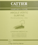 Cattier Super Fine Green Clay 1Kg