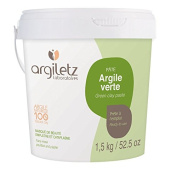 Argiletz Green Clay Paste 1,5Kg