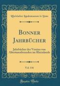 Bonner Jahrbucher, Vol. 116 [GER]