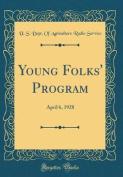 Young Folks' Program