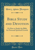 Bible Study and Devotion
