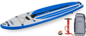 Sea Eagle LB11 Inflatable Long Board SUP - Start Up Package