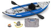 Sea Eagle 300X Explorer Inflatable Kayak Pro Carbon Package