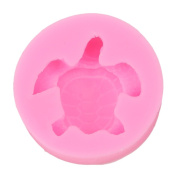 ODN Sea Turtle Shaped Silicone Candy Fondant Chocolate Making Mould Cake Decorating Mould