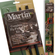 Zebco Sales Co. LLC MARTIN COMPLETE FLY ROD KIT 21-22272