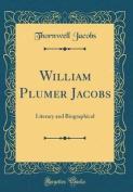 William Plumer Jacobs