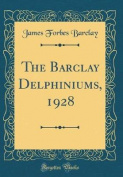 The Barclay Delphiniums, 1928