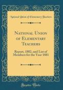 National Union of Elementary Teachers