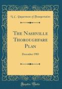 The Nashville Thoroughfare Plan