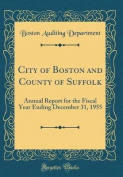 City of Boston and County of Suffolk