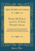 Rand, McNally and Co. 's New Pocket Atlas