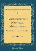 Southwestern National Monuments