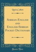 Serbian-English and English-Serbian Pocket Dictionary