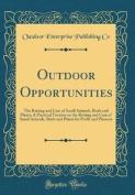 Outdoor Opportunities