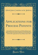 Applications for Process Patents