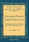 Japanese Prison Labor Practices