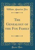 The Genealogy of the Fox Family