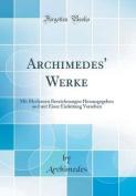 Archimedes' Werke [GER]