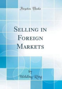 Selling in Foreign Markets