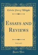 Essays and Reviews, Vol. 2 of 2