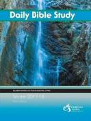 Daily Bible Study Winter 2017-18