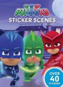 PJ Masks Sticker Scenes