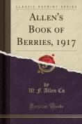 Allen's Book of Berries, 1917