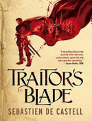 Traitor's Blade (Greatcoats) [Audio]