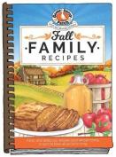 Fall Family Recipes